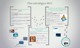 PLAN ESTRATEGICO MVC