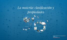 Copy of CLASIFICACIÓN DE LA MATERIA Y MÉTODOS DE SEPARACIÓN DE MEZCLAS