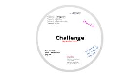 Copy of Challenge