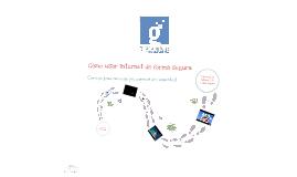 Consejos para el uso de Internet, 10 a 12 años.