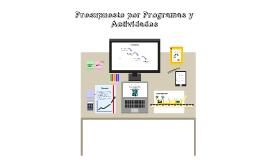 Presupuestos por Procesos y Actividades
