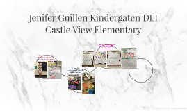 Jenifer Guillen Kindergaten DLI