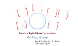 Pew Research -- Trends in Digital News Consumption