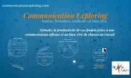 Communication Exploring