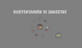 Copy of Sustentaciòn III Bimestre