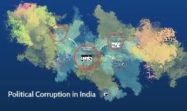 Political Corruption in India