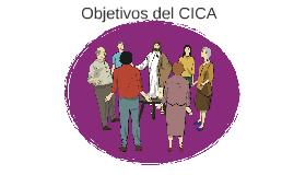 Objetivos del CICA
