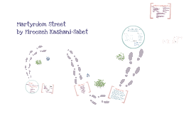 Copy of Martyrdom Street
