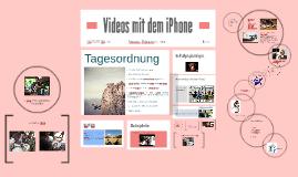 Videos mit dem iPhone