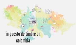 Copy of LEGISLACION TRIBUTARIA IMPUESTOS EN COLOMBIA