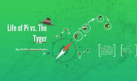 Life of Pi vs. The Tyger
