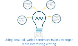 Sentence Combining