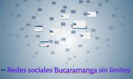 Redes sociales Bucaramanga sin límites