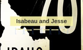 Isabeau and Jesse