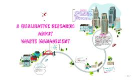 Copy of A Qualitative Research