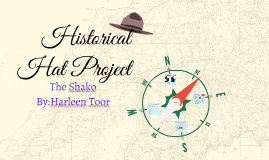 Historical Hat Project