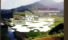 Región: Andina