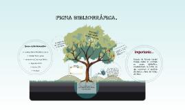 FICHA BIBLIOGRAFICA.