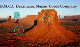 D.M.C.C  Deasharae Masen