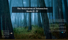 The Maturation of Telemachus
