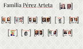 Familia Pérez Arteta
