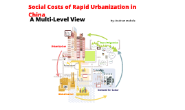 Social Costs of China's Urbanization