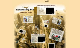 Remembering 9/11: The Roots of Hatred