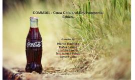 COMM101- Coca-Cola