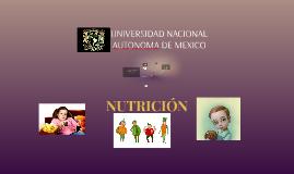 NUTRICIÓN ADECUADA EN ETAPA ESCOLAR Y ADOLESCENTE