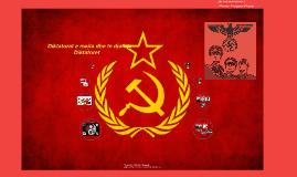 Diktaturat e majta dhe te djathta