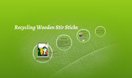 Wooden Stir Sticks vs. Plastic