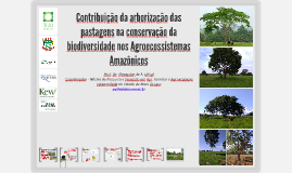 Trees and pastures: building integrated production systems i