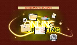 Copy of Copy of Copy of MARKETING POR INTERNET