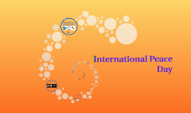 International peace