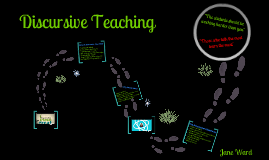 Discursive Teaching 1