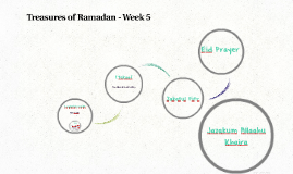 Copy of Treasures of Ramadan - Week 5