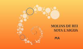 MOLINS DE REI