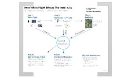 How White Flight Effects The Inner City