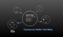 Consorcio Malla Vial Meta
