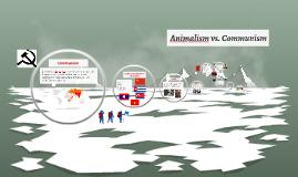 Animalism vs. Communism