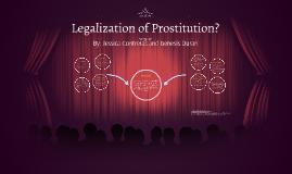Legalization of Prostitution?