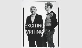 EXITING WRITING