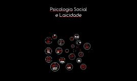 Psicologia Social e Laicidade