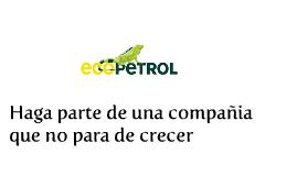Ser accionistas de ECOPETROL es sencillo con Acciones de Colombia