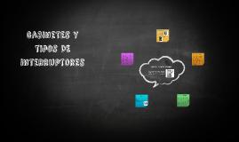 Copy of Gabinetes y tipos de interruptores