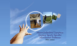Musculoskeletal System During Sports Specific Movement Patterns
