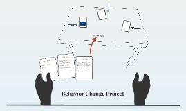 Behavior Change Project