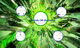 Rendu 3D de tissus