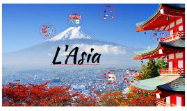 L'Asia in grande