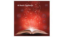 Copy of 40 Book Challenge!